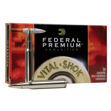 Federal Trophy Bonded 308/165 grs.