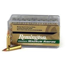 Remington 17 HMR Accutip-V. 50 stk.