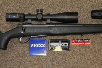 Sako A7 Roughtech Range kal. 308