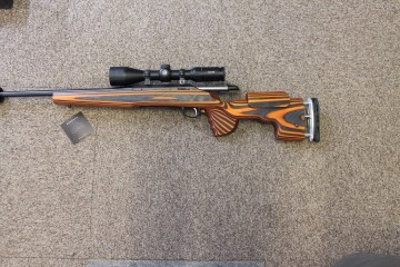Tikka T3x GRS Sporter Black/Orange